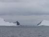 Îles Orcades du Sud - base argentine au milieu