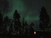 Aurore en Finlande