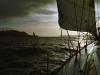 Arrivée sur la rade de Brest